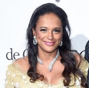 Africa's richest woman, Isabel dos Santos