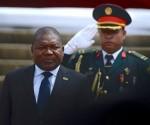 Mozambique President Felipe Nyusi