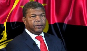 Angolan president Joao Lourenco