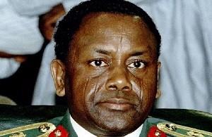 Former Nigerian military ruler, Sani Abacha