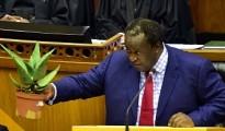 Finance minister, Mr Tito Mboweni