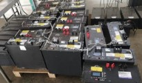 Tower batteries