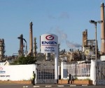 Engen refinery in Durban, South Africa