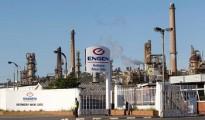 Engen refinery in Durban, South Africa