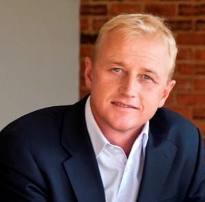 FNB CEO, Jacques Cellier