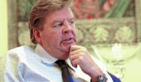 South Africa's second richest man, Mr. Johann Rupert