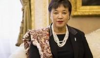 Commonwealth Secretary-General, Patricia Scotland