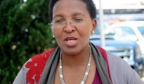 Gauteng Member of the Executive Council (MEC) for Safety, Faith Mazibuko