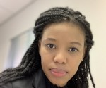 Rising South African female executive, Palesa Gaasenwe