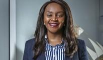 MTN Rwanda Chief Executive Officer, Mitwa Ng'ambi