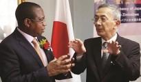 Japanese Ambassador to Zimbabwe, Toshiyuki Iwado