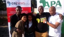 CAJ News Africa Team