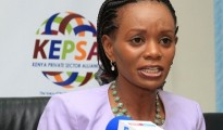 KEPSA Chief Executive Officer, Carole Kariuki Karuga