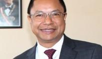 Madagascar Minister of Agriculture, Livestock and Fisheries, Fanomezantsoa Lucien Ranarivelo