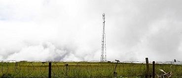 Vodacom's 4G base station