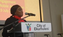 Dinah Kheswa, Managing Executive for Vodacom Business Public Sector