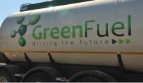 GreenFuel truck in , Chisumbanje, Manicaland, Zimbabwe. Photo supplied