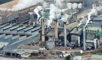 Triangle sugar refinery, file photo