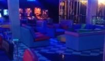 Deserted entertainment centre in the Johannesburg. Photo by Savious Kwinika, CAJ News Agency.