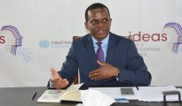 Antonio Pedro, Director for ECA's Office for the Central African sub-region