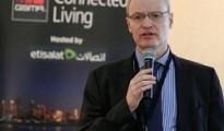 GSMA Chief Technology Officer, Alex Sinclair