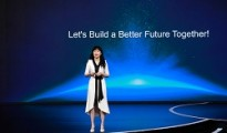 Huawei Corporate Senior Vice President and Director of the Board, Catherin Chen